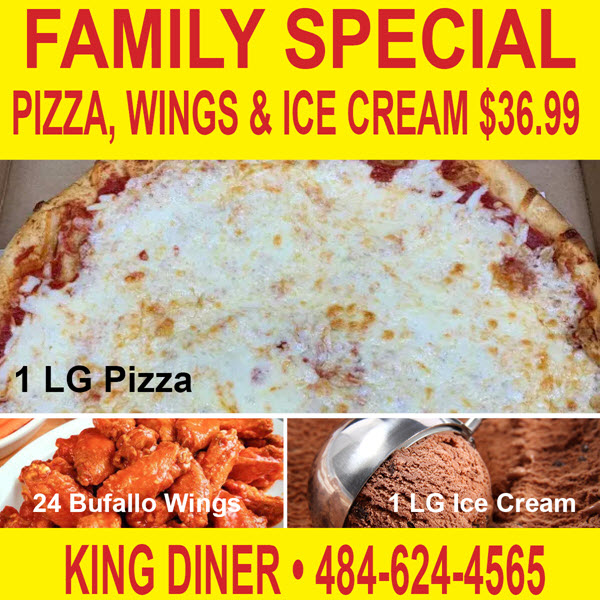 king diner family special fried chicken